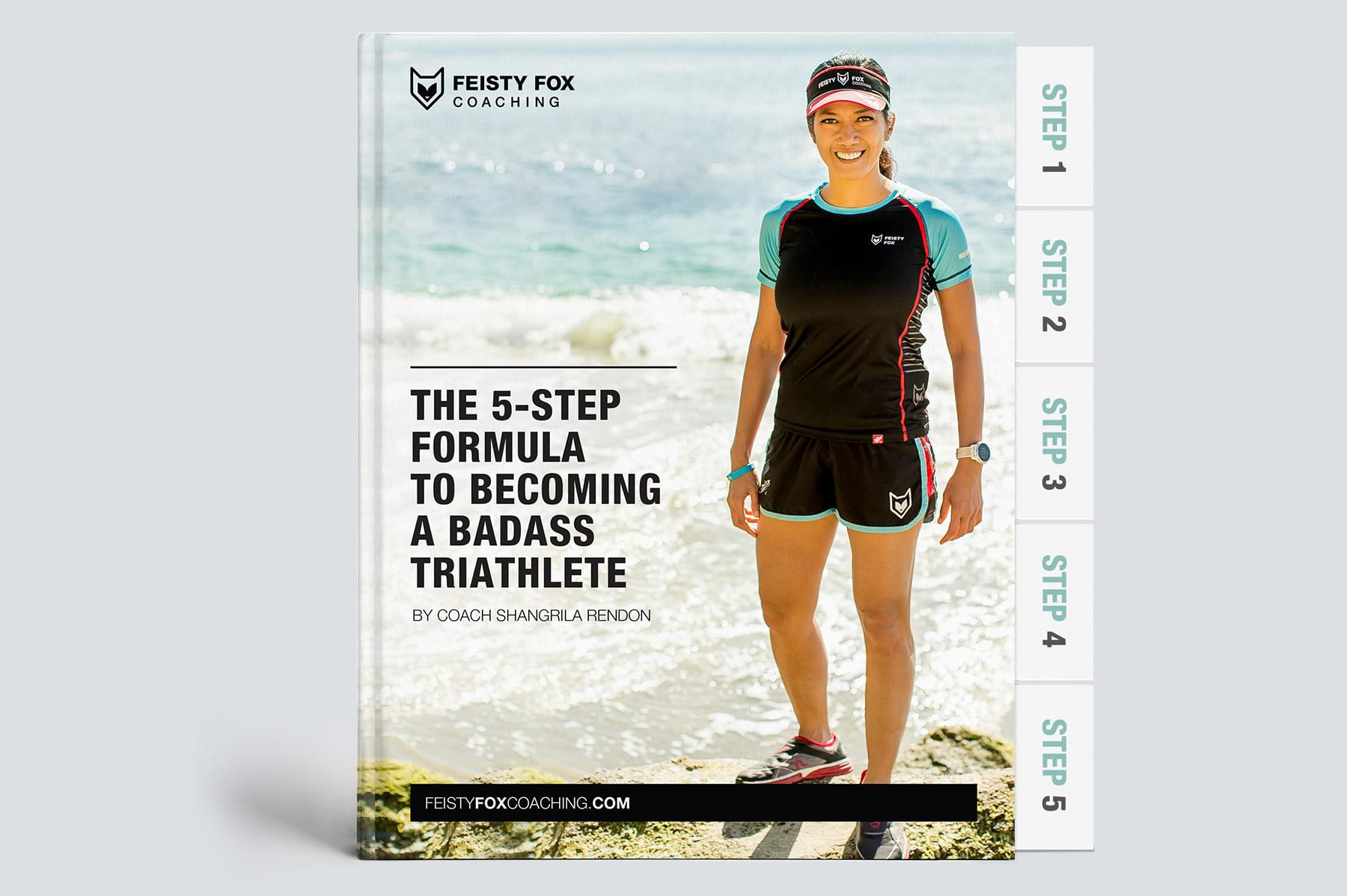 5 step formula to becoming a strong triathlon finisher
